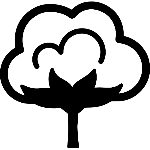 Baumwolle Icon