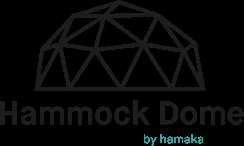 Logo hamaka Hammock Dome